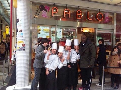 MrErnestoHoost in PABLO Cheesetart shop