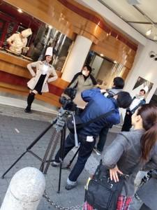 公式PV撮影スタート