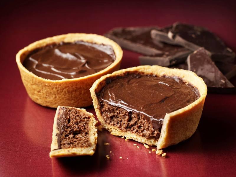 ファミマとコラボ チョコチーズタルト
