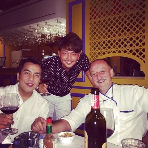 フィリピン最終日 BryansさんとMarcさんと