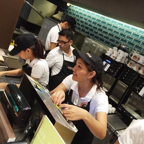 サンマルクカフェ フィリピン グランドオープン