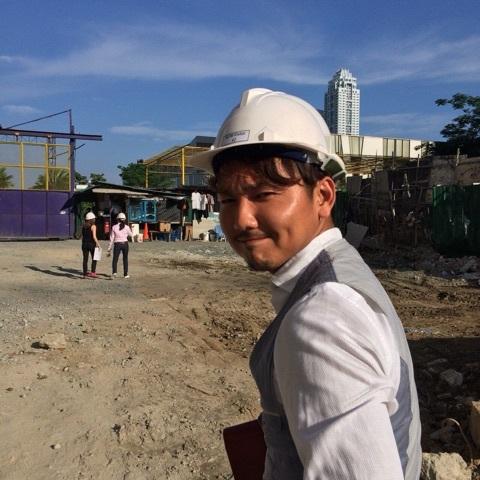 フィリピンにて出店候補地視察