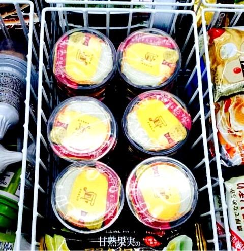 チーズタルトアイス発売開始