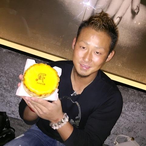 中田翔さんと