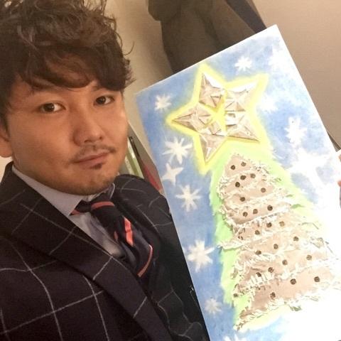 フィリピンからのクリスマスカード